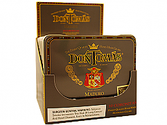 Don Tomas Maduro Coronitas - 10 tins of 10 (100 cigars)