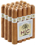 HC Series White Connecticut Robusto - Bundle of 20