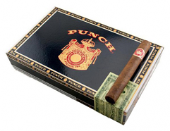 Classic 10 Empty Punch Cigar Boxes