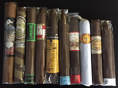 NEW!: 2016 Spring Stock-up Sampler, 20 Hand-rolled Premium Cigars