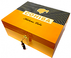 Cuban Cohiba Humidor - Factory Second, Damaged
