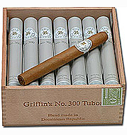 Griffins by Davidoff Robusto Tubo  (Natural) - Box of 20