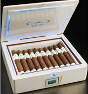 CAO Vision Empty Cigar Box/Humidor