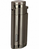 Trimax Triple Flame Lighter - Gunmetal