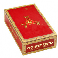 Montecristo Red No. 2 Belicoso - 5 Pack