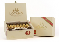 San Lotano Oval Toro - Box of 20