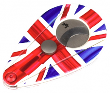 NEW!: Union Jack Flag Xi2 Cutter