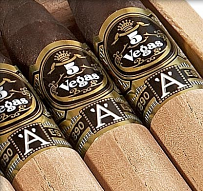 5 Vegas Series A Atomic, Robusto - Box of 20