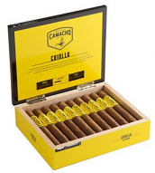 Camacho Criollo Robusto - Box of 20