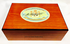H. Upmann Logo 30 Count Humidor - Shelf Unit