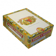 Classic 10 Empty Romeo y Julieta Cigar Boxes