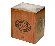 El Rey del Mundo Robusto Suprema, Oscuro - Box of 20