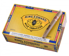 King Edward Imperial Coronas - Box of 50