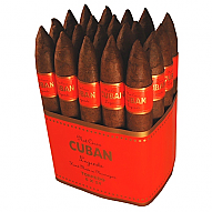 Cuban Legends Torpedo, Natural - Bundle of 20