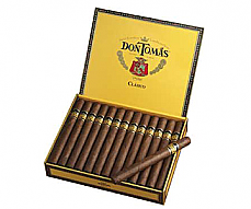 Don Tomas Clasico Presidente, Natural - Box of 25