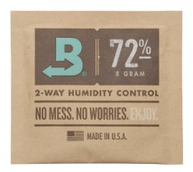 Boveda Humidity Packs, 8gm, 72% RH - Pack of 10