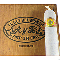 El Rey del Mundo Robusto, Oscuro - Box of 20