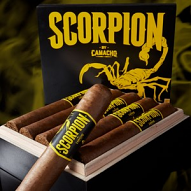 Camacho Scorpion Sun-Grown Robusto -5 Pack