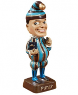 Punch Mr. Punch Bobblehead - Rare!