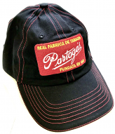 Cuban Partagas Factory Sign Ballcap