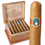 Nat Sherman Harrington Double Corona - Box of 25