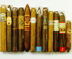 NEW!: Spring Stock-up Sampler #2, 12 Hand-Rolled Premiums