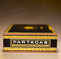 Partagas Black Label Gigante - Box of 20