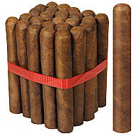 Dominican Bundles Robusto, Natural - Bundle of 25