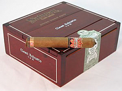 Drew Estate Natural Pimp Sticks, Perfecto - Box of 24
