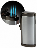NEW!: Guardsman Triple Flame Torch Lighter - Black