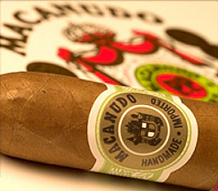 Macanudo Cafe Hampton Court - 5 Pack
