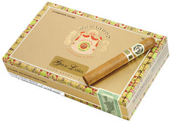 Macanudo Gold Label Lord Nelson, Churchill - Box of 25