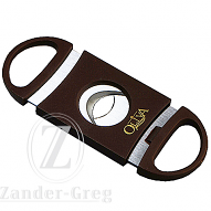 The Oliva Cigars Logo Double Bladed Cutter