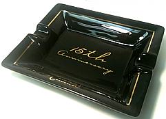 Cusano 15th Anniversary Ashtray - Rare & Limited Stock