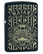 Sons of Anarchy by Black Crown Mayans Motorcycle Club Zippo Lighter