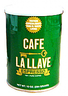 Cafe Llave Espresso - Three 12oz. Cans