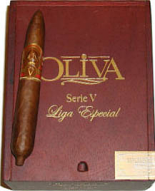 Oliva Serie V Figurado - Box of 24, Rated 5 Stars by European Cigar Journal