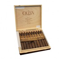 Oliva Serie V Melanio Figurado - Box of 10, No. 1 Cigar of 2014 - Advance Order
