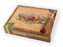 Classic 10 Empty Flor de las Antillas Cigar Boxes