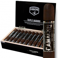 Camacho Triple Maduro 60/6, Gordo - Box of 20