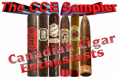 Official CCE Sampler - 6 Premiums