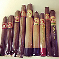 Arturo Fuente - Fuente Range 9 Cigar Sampler