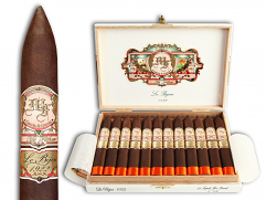 My Father Le Bijou 1922 Torpedo, Box Press - Box of 23 - CA #1 Cigar of 2015