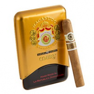 Macanudo Gold Label Court - 5 tins of 5