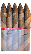Dominican Barber Pole Torpedo - Bundle of 20