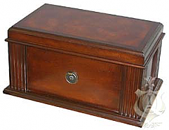 NEW!: Amalfi, 50 Count Antique Style Humidor
