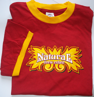 Drew Estate Natural T-Shirt - Only Size XXL & M Left in Stock