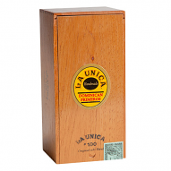 La Unica Cabinet #400, Maduro - Box of 20