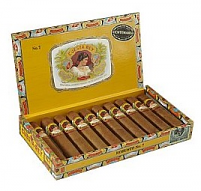 Cuesta Rey Centenario Robusto #7 - Box of 10